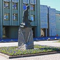 Памятник Генерал-Адьютанту Брусилову А.А. :: Александр Лейкум