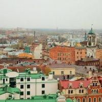 Выборг (вид с крепости) :: Екатерина Паркинен