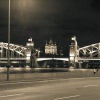 Мост Петра Великого :: Tatiana Willemstein