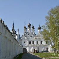 Благовещенский мужской монастырь. Муром. :: Андрей Чиченин