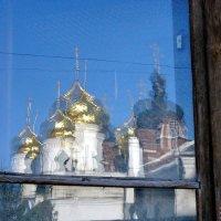 Старое окно(2) :: Валерий Викторович РОГАНОВ-АРЫССКИЙ