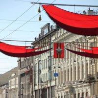 Праздник в городе :: Aнна Зарубина