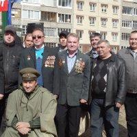 Ветераны локальных войн :: Сергей Кочнев