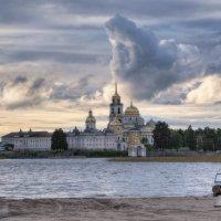 Холодный закат :: Оксана Ермихина