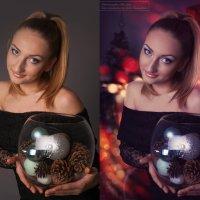 Художественная обработка фотографий :: Юлия Тягушова