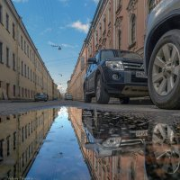 Улица с перспективой :: Valeriy Piterskiy
