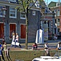 сиеста в Амстердаме :: Александр Корчемный