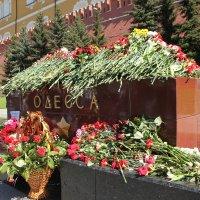 День Победы в Москве :: Нина Гомозова