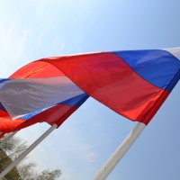 Гордитесь тем ,что живете в России :: Анастасия Федотова