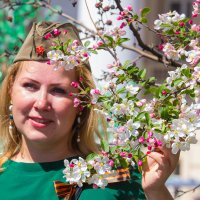 Ах весна- красна :: Дмитрий Сушкин
