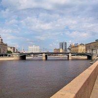 Новоарбатский мост. :: владимир