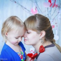 Мамино счастье :: Евгения Кроткова