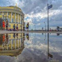 Оживленный перекресток :: Valeriy Piterskiy