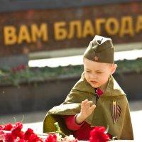 Будущий воин-защитник :: Валерий Бочкарев