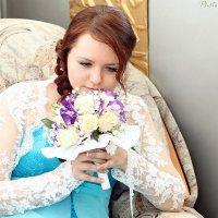 Портрет невесты в ЗАГСе :: Виктор Мушкарин (thepaparazzo)