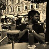 в кафе :: @ndrei Дмитриевич