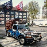 Автомобиль современного украинца :: Владимир Бровко
