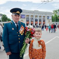 9 мая 2014 г. :: Дарья Казбанова