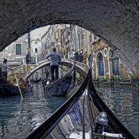 В лабиринтах венецианских каналов :: Лидия Цапко