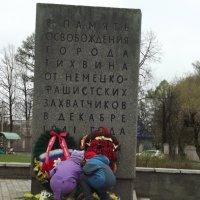 возложение цветов :: Сергей Кочнев