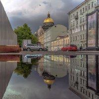 Первая капля дождя :: Valeriy Piterskiy