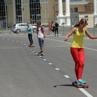 Городские направляющие линии. :: Larisa Gavlovskaya