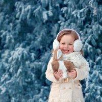 зимняя прогулка :: Ольга Лихонина