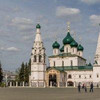 Церковь Ильи Пророка в Ярославле. :: Наталья Smirnova