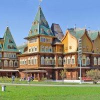 Царские палаты :: Дмитрий Полозков