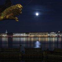 Лев над Невой :: Valerii Ivanov