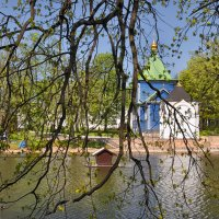 Сомненья разошлись кругами по воде :: Ирина Данилова