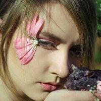 Цветок :: Любовь Kozochkina
