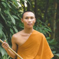 Монах :: Sergey Lexin
