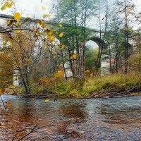 заброшенный мост :: Владимир Матва