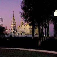 Когда зажигают фонари! :: Владимир Шошин