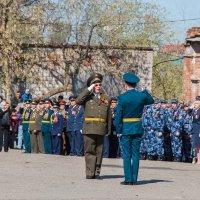 принятия парада :: Сергей Старовойт
