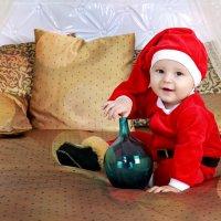 Маленький Санта ))) :: Мария Дергунова