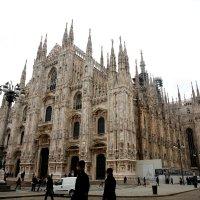 Миланский кафедральный собор Дюомо :: Алла Панасенко