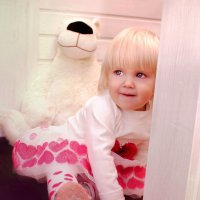 Юная блондинка :: Инна Дудченко