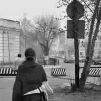 Я иду, такая вся... :: Дмитрий Шматков