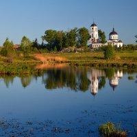 Село Новосергиево... :: Roman Lunin