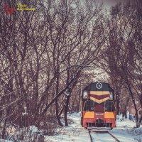 Тепловоз :: Серега Иванов