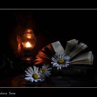 С свете лампы :: Инна Кирвякова