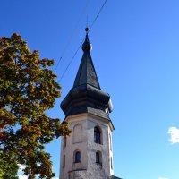 Башня Ратуши (Выборг) :: сергей таня