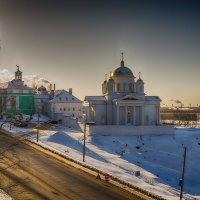 Храм. Стрелка. Н.Новгород :: Roman Norkin