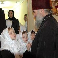 в женском монастыре :: Евгений Фролов