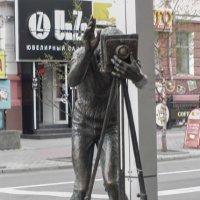 Памятник фотографу :: Роман Кондрашин