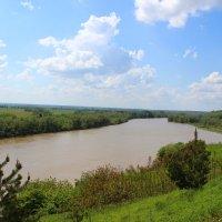 река Кубань :: Ольенка Ромашка