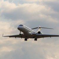 Bombardier Global Express XRS :: Денис Атрушкевич