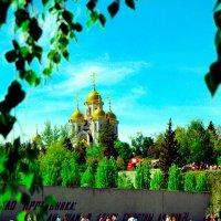 Церковь на Мамаевом Кургане :: Олечка Зайцева